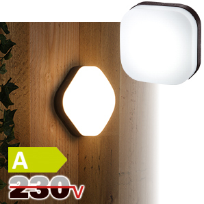 Luxform Lighting Wall Light = Amsterdam