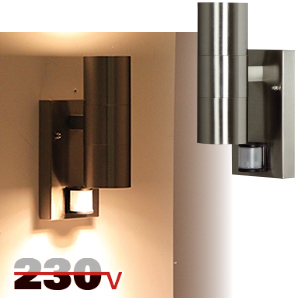 Luxform Lighting Wall Light + PIR = Eden