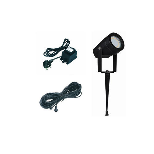 Luxform Miniature Spot Light - Esperance (1 Light 8 metre Single Leg Starter Set)