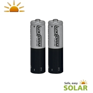 Luxform Lighting AA Rechargeable Battery - 600 mAH Li-Ion 3.2V  (2 Pack)